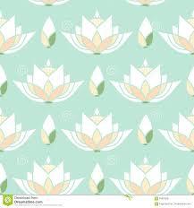 Lotus Pattern New Decorating Ideas