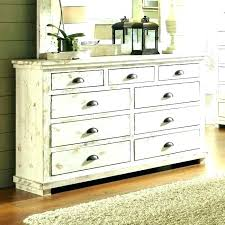 Agreeable Ashley Distressed Bedroom Set White Furniture Sets Home ...