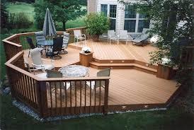 fine patios home in decks and patios e