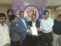 Tahir Chaudhry Have been Awarded Life Membership of Lahore Press Club – K2  TV MANCHESTER