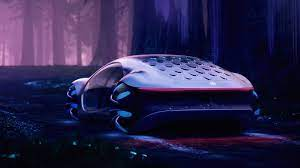 Interior isn't revealed yet but should not be much different from existing mercedes cars. Inspired By The Future The Mercedes Benz Vision Avtr