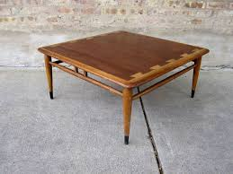 Square Leather Coffee Table  Get Stylish Living Rooms With Square Small Square Coffee Table
