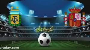 موعد مباراة إسبانيا والأرجنتين في أولمبياد طوكيو 2020 والقنوات الناقلة