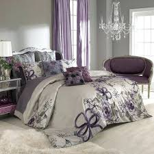grey and purple bedding sets dusty purple and gray bedroom bed bath and beyond purple and