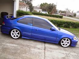 honda civic 2000 modified. Modren Modified Honda Civic Hatchback 2000 Modified Throughout