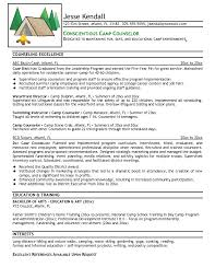 Ymca Resume Examples Camp Counsellor Resume Savebtsaco 11