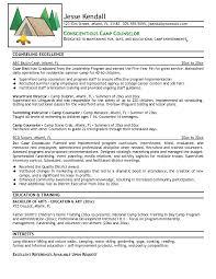 Ymca Resume Examples Camp Counsellor Resume Savebtsaco 11