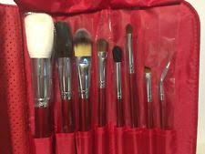 morphe 8 piece candy apple red makeup brush set set 700 new