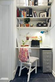 small office idea. Creative Home Office Ideas For Small Spaces Collect This Idea Elegant Style 5 .