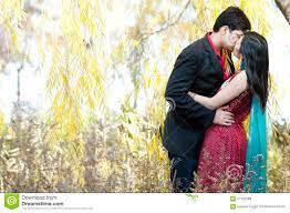 537 Indian Couple Kissing Photos - Free ...