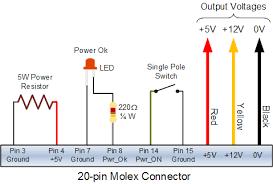 convert atx psu to a bench power supply electronics tools Power Plug Types convert atx psu to a bench power supply