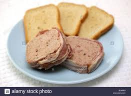 Farmhouse Food Melba Pate Plate Toast Fotos e Imágenes de stock ...