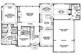 ... Floor Plans Bedroom Bath Story And Story Bedroom Bath French  Traditional Style ...