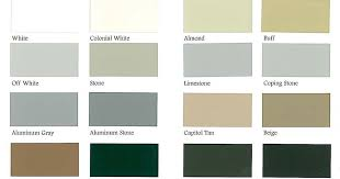 Dow Corning Cws Color Chart Dow Corning Contractors