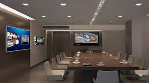 office conference room. Interior Design Tv Multi-Screen Office Con Conference Room C