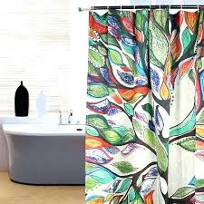 tree of life shower curtain picture curtains collection on wonderful bathroom fabric colorful tree of life