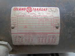 leland faraday motor wiring diagram leland diy wiring diagrams