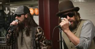 Maroon 5 and Jimmy Fallon gave subway commuters the best surprise