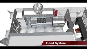 3d Food Truck Design Biz On Wheels Food Truck 3d Floor Plan
