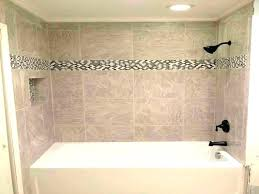 bathtub tile surround ideas and tub tiles bathroom design