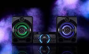 Sony MHC-M60D Dàn âm thanh Hifi với DVD