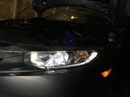 2015 Honda Accord Light Bulb Size Honda Civic Headlight Bulb Size Halogen Xenon Led