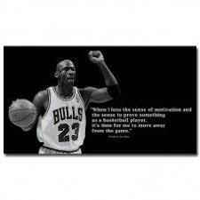 Michael Jordan Motivational Poster 24X36 | Michael jordan poster ...