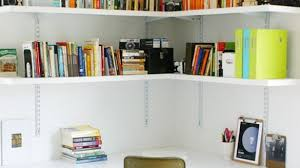 home office wall shelving. Home Office Bookcases And Storage Awesome Wall Shelving Amazing 15 Corner Shelf Ideas To Within 6 I