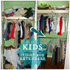 Closet Rod Extender