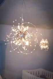 beautiful white chandelier for nursery designer baby room chandeliers l bcaaccf good nursery wall light