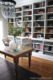 office book shelves. Beautiful Book Love The Huge Walltowall Bookcases In This Home Office And Office Book Shelves