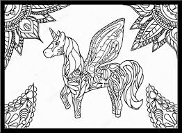 Unicorno Disegno Da Colorare Disegni Da Colorare