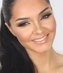 natural and soft makeup