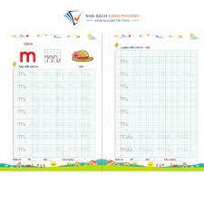 Sách - Bé tập tô, viết chữ to cho bé từ 4-6 tuổi chính hãng 28,000đ