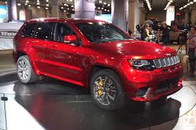 2018 jeep trackhawk. brilliant 2018 one of the coolest cars at this yearu0027s new york auto show is the2018 jeep  grand cherokee trackhawk itu0027s just a regular u0027ol family suv   intended 2018 jeep trackhawk