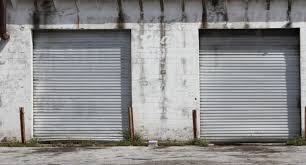 Delighful Industrial Garage Door Texture Roll Up Doors Throughout Inspiration