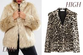 whether the cost of real fur is prohibitive or you re just looking for a kinder alternative to this luxe look faux fur is a must on our fall wish list