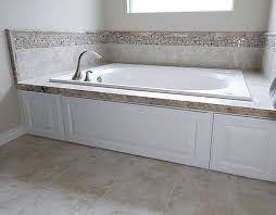 interior tile around bathtub contemporary part 1 how to tile 60 tub surround walls preparation