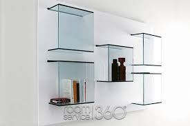Modern Wall Mounted Shelves Awe Dazibao Shelving Unit By Tonelli Home  Design Ideas 3