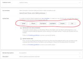 Address And Phone Number List Target Google Adwords Ads By Customer Address And Phone Number