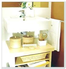 under sink storage bathroom pedestal sink storage under pedestal sink cabinet shelf for pedestal sink under