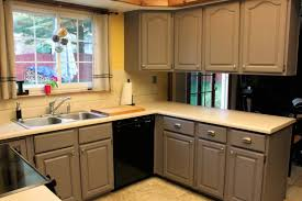 Primer For Kitchen Cabinets Repainting Kitchen Cabinets Cost Design Porter
