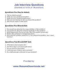 Resume Questions Techtrontechnologies Com