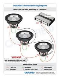 3 ohm speaker wiring diagram images channel amp to 2 subs wiring 3 4 ohm subs wiring 3 wiring diagram and circuit schematic