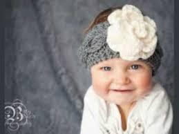 Knitted Headband Pattern Classy Baby Knit Headband Pattern Free YouTube