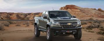 Truck chevy concept one truck : Chevy's Diesel-Powered Colorado ZR2 Concept Is One Helluva Cool ...