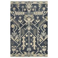 kaleen brooklyn denim 8 ft x 11 ft area rug