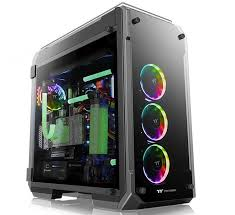 <b>Корпус Thermaltake View 71</b> Tempered Glass RGB Plus ...