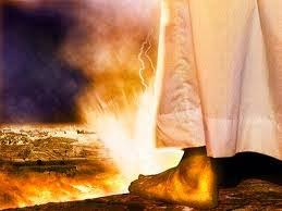 Image result for the Lord will stand on the mount of olives
