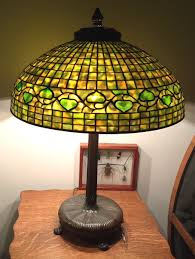 Tiffany Leaded Glass Lamps